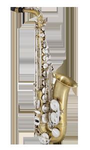 sax contralto  VINTAGE chiavi argento