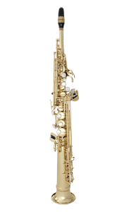 straight soprano sax