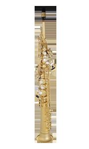 straight soprano sax  PEARL GOLD